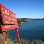 Finding Lake Casitas