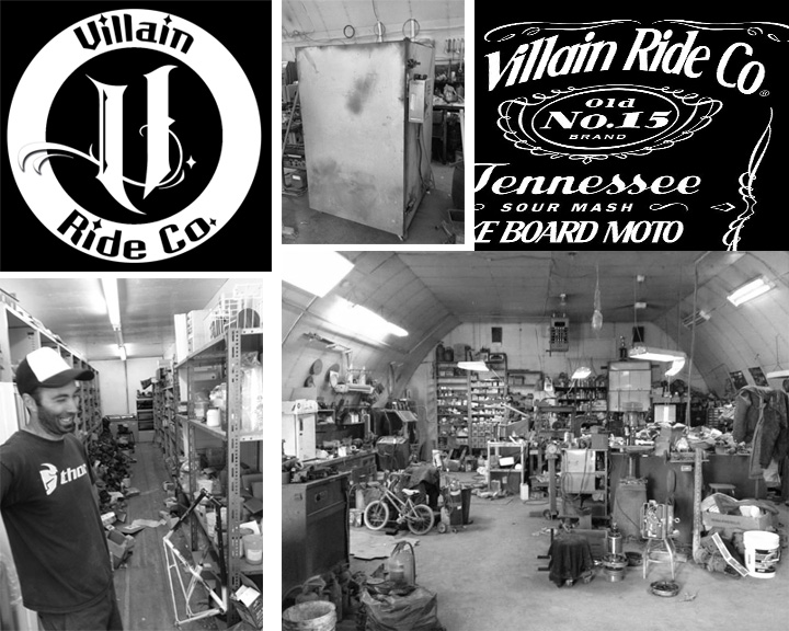 Villian Ride Co