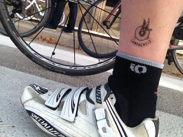 Road bike tattoo designs