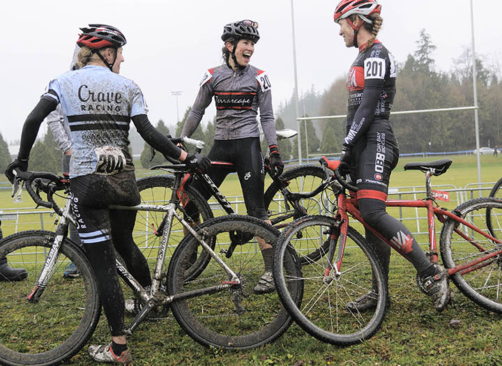 2013 Cyclo-Cross Canadian Championships held in South Surrey, BC.