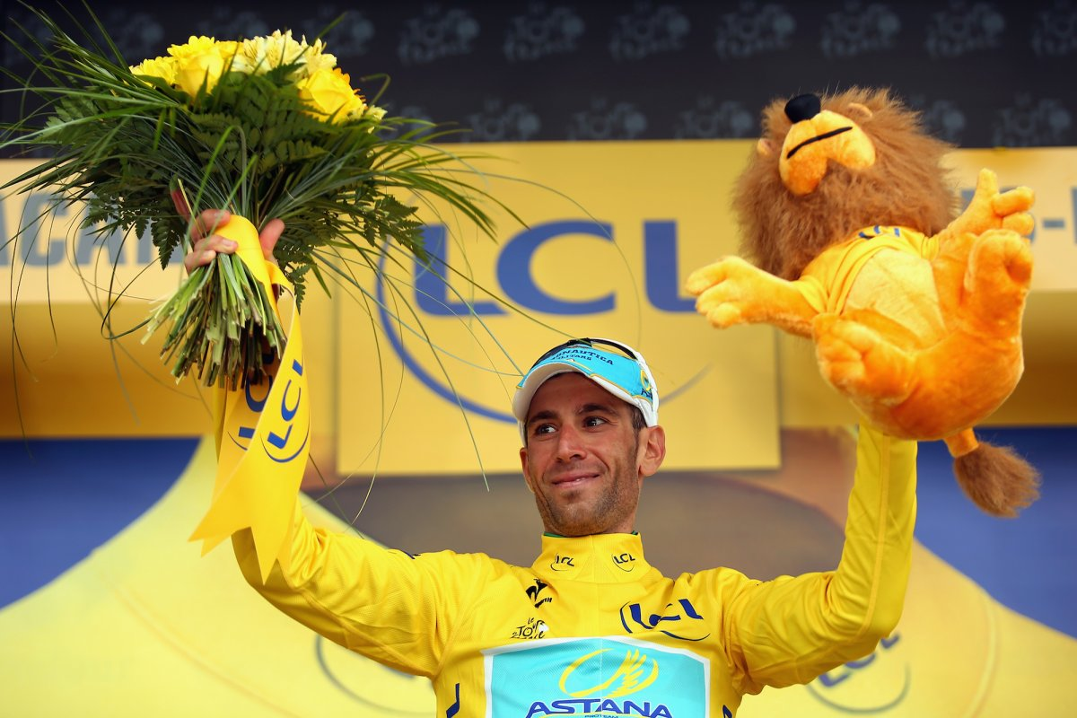 Vincenzo Nibali. Photo: Bryn Lennon, Getty Images.